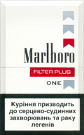 Marlboro Filter Plus One